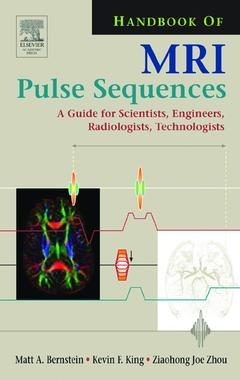 Cover of the book Handbook of MRI Pulse Sequences