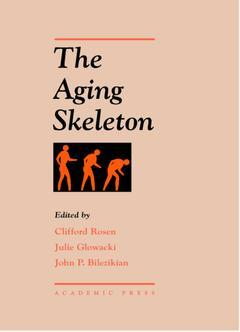 Cover of the book The Aging Skeleton