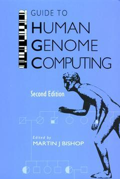 Cover of the book Guide to Human Genome Computing