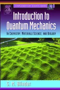 Cover of the book Introduction to Quantum Mechanics