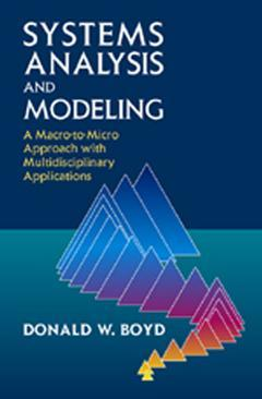 Cover of the book Systems Analysis and Modeling