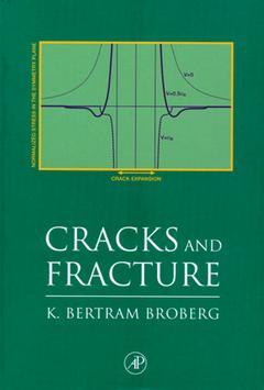 Cover of the book Cracks and Fracture