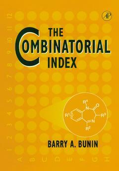 Cover of the book The Combinatorial Index