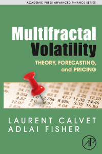 Cover of the book Multifractal Volatility