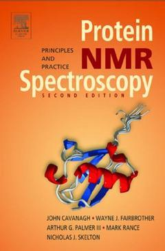 Cover of the book Protein NMR Spectroscopy