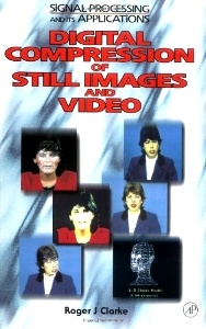Cover of the book Digital Compression of Still Images and Video