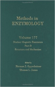 Cover of the book Nuclear Magnetic Resonance, Part B
