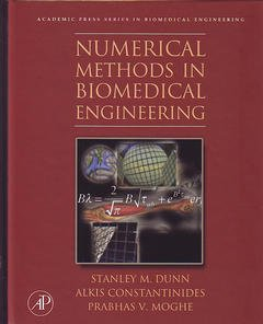 Cover of the book Numerical Methods in Biomedical Engineering