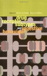 Cover of the book Drug Receptor Subtypes and Ingestive Behaviour