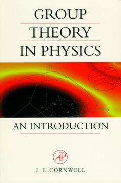 Cover of the book Group Theory in Physics