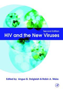 Cover of the book HIV and the New Viruses