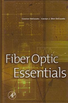 Cover of the book Fiber Optic Essentials