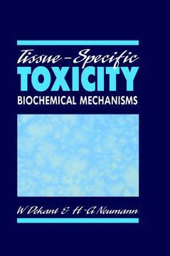 Cover of the book Tissue-Specific Toxicity