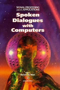 Cover of the book Spoken Dialogue With Computers