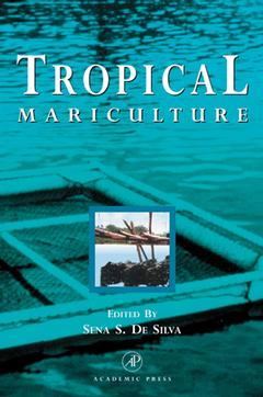Cover of the book Tropical Mariculture