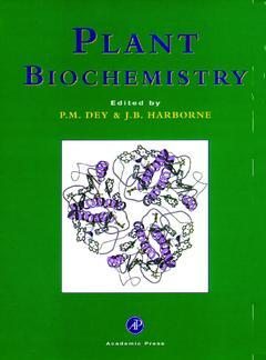 Cover of the book Plant Biochemistry