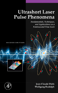 Cover of the book Ultrashort Laser Pulse Phenomena