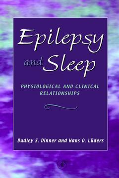 Cover of the book Epilepsy and Sleep
