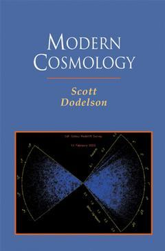 Cover of the book Modern Cosmology