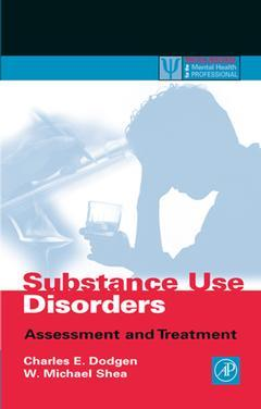 Cover of the book Substance Use Disorders