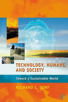 Cover of the book Technology, Humans, and Society