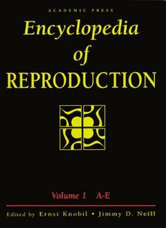 Cover of the book Encyclopedia of Reproduction, Four-Volume Set