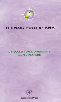 Cover of the book The Many Faces of RNA