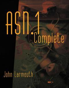 Cover of the book ASN.1 Complete