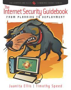 Cover of the book The Internet Security Guidebook