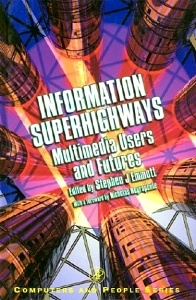 Cover of the book Information Superhighways