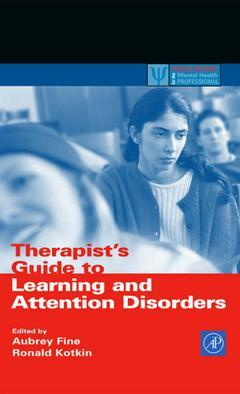 Cover of the book Therapist's Guide to Learning and Attention Disorders