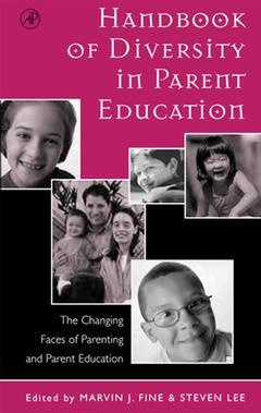 Cover of the book Handbook of Diversity in Parent Education