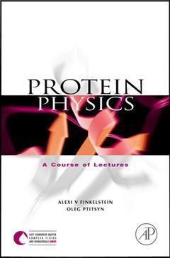 Cover of the book Protein Physics