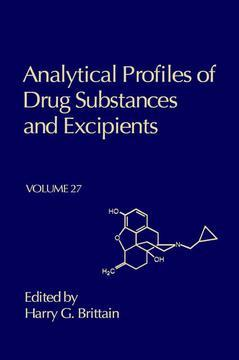 Cover of the book Analytical Profiles of Drug Substances and Excipients