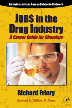 Cover of the book Job$ in the Drug Indu$try