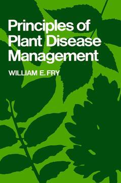 Cover of the book Principles of Plant Disease Management