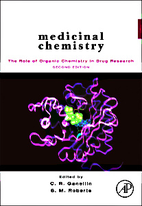 Cover of the book Medicinal Chemistry