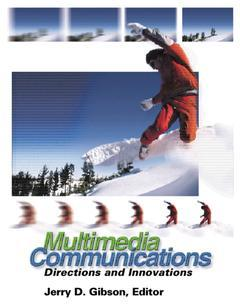 Cover of the book Multimedia Communications