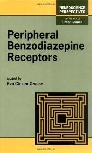 Cover of the book Peripheral Benzodiazepine Receptors