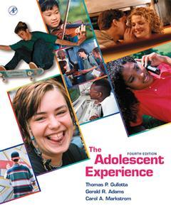 Cover of the book The Adolescent Experience