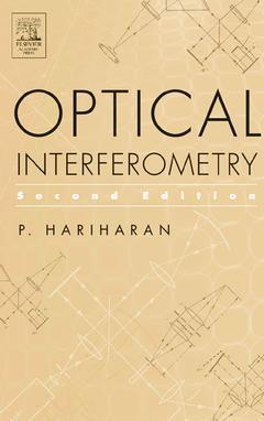 Cover of the book Optical Interferometry, 2e