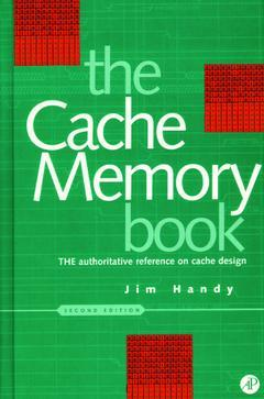 Cover of the book Cache Memory Book, The