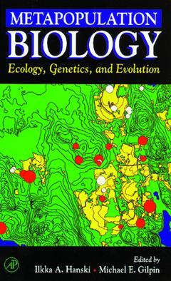 Cover of the book Metapopulation Biology