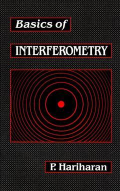 Cover of the book Basics of Interferometry
