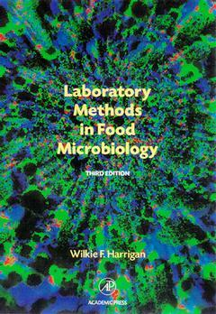 Cover of the book Laboratory Methods in Food Microbiology
