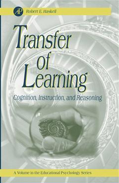 Cover of the book Transfer of Learning