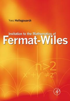 Cover of the book Invitation to the Mathematics of Fermat-Wiles