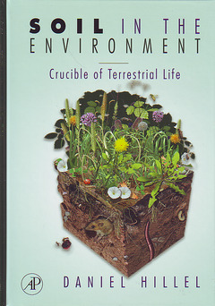 Cover of the book Soil in the Environment