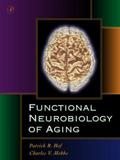 Cover of the book Functional Neurobiology of Aging