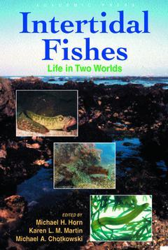 Cover of the book Intertidal Fishes